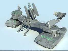 Charybdis Defence Battery WIP (upd 3) by darth-biomech