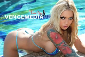 Another bikini shot lol by MeganDaniels