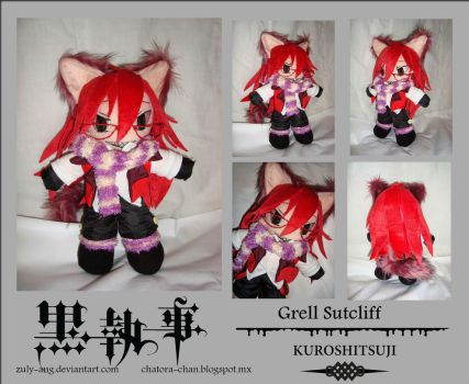 Grell Sutcliff by Zuly-Ang