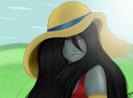 Marceline - Adventure Time by Ciotti