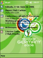 Germany 2006 World Cup - theme by aXidente
