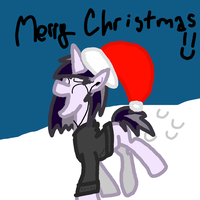 Merry Christmas, SUBJECT-241 by Pair-o-Sprites