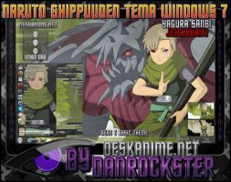 Yagura Sanbi Jinchuuriki Theme Windows 7 by Danrockster