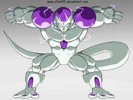 FRIEZA by a7md93