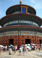 Temple of Heaven by arionquill