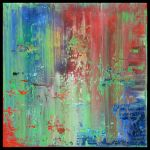 abstract painting 2 by pillemaster