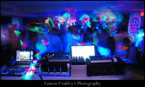 Rave I by LaurenCoakley