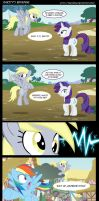 Rarity's Revenge by TehJadeh