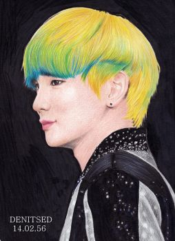 KEY [SHINee] by DENITSED