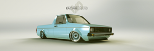 Volkswagen Caddy MK1 DUB-Edition by BuseHase