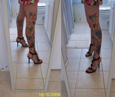My Legs by TattooSavage