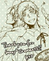 Thanks+ by ryo58