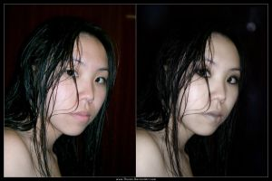 Edited Face 2 by thuran