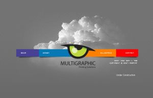 Multigraphic Website by nabJaan
