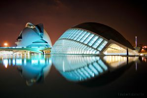 City of Arts and Sciences III by Edu1one
