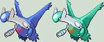 Latios Sprite by KingOfThe-X-Roads
