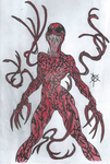 Carnage (Tanis Nieves) by SetFireToTheEmpire