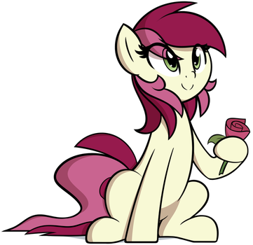 Rose Horse by furrgroup
