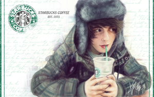 STARBUCKS COFFEE by RedEyedDemon