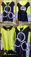 OFF Dual-Color Hoodie (CUSTOM) by DOXOPHILIA