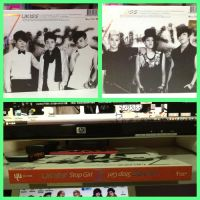 Ukiss Stop Girl Album + Poster by KpopGurl