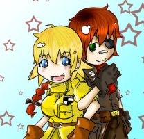 PIP X SERAS awww 8D by DaRknESs-FlAmE-FOX