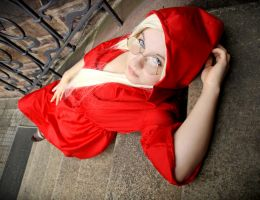 Integra - Red Riding Hood by MisakiCircus