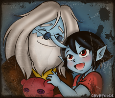 Simon and marceline I remember you by CAVAFERDI