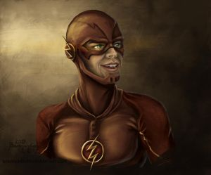The Flash by barananduen