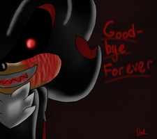 Shadow EXE by DarkSonicthehedgie1