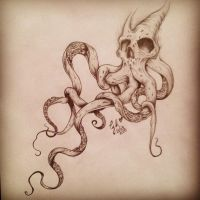 Octopus by xCyhx