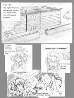 GaLe tale page 1 by Colascka