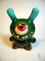 Red Eye Hopper Dunny by bryancollins
