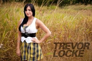 Stacy C outdoors 2 by Jiggydude321
