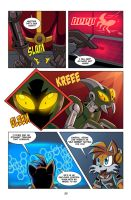 Sonic: The G.U.N. Project Pt3 pg20 by Chauvels
