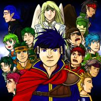 FE 9 guys by Nicolargh