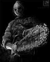 Texas chainsaw massacre by Lensar