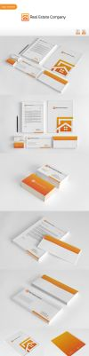Real Estate Corporate Identity by thearslan