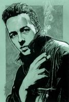 Joe Strummer by JasonHughes