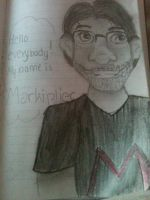 This is Markiplier by AsheyF