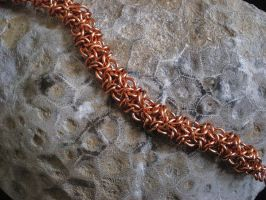Orc Weave bracelet pic.2 by Narrina