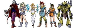 Chrono Trigger2 by randomality85