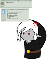 Ask Dark Toon 174 and 175 by Ask-Dark-Toon-Link