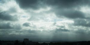 Storm over Seattle by BountyHunterMacko