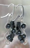 Gift with hematite beads by boreasz