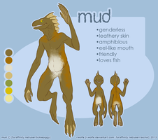 Mud [gift-ref sheet] by VCR-WOLFE