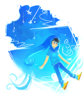 John egbert - homestuck by LaWeyD
