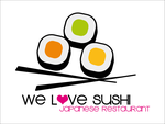 We Love Sushi - Logo Project by lilithStyle