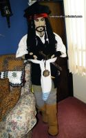 Jack Sparrow Lifesize Crochet by Sabretooth