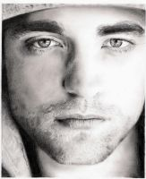 Robert Pattinson no.1 by sammytvr